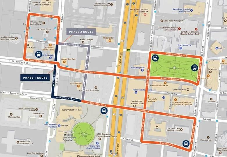 Utsa Downtown Campus Map Campus Alerts | The University of Texas at San Antonio Utsa Downtown Campus Map